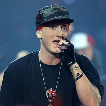 US rapper Eminem will take to the stage at the Glasgow Summer Sessions