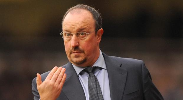File photo dated 01/12/2012 of Chelsea interim manager Rafael Benitez. PRESS ASSOCIATION Photo. Issue date: Tuesday January 29, 2013. Rafael Benitez today admitted he did not think Chelsea would give him any more money to spend before the transfer window closes. See PA story SOCCER Chelsea. Photo credit should read: Dominic Lipinski/PA Wire