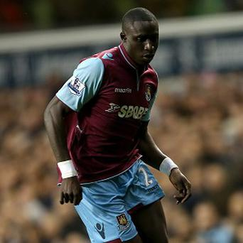 Mohamed Diame will continue to feature for West Ham despite transfer speculation