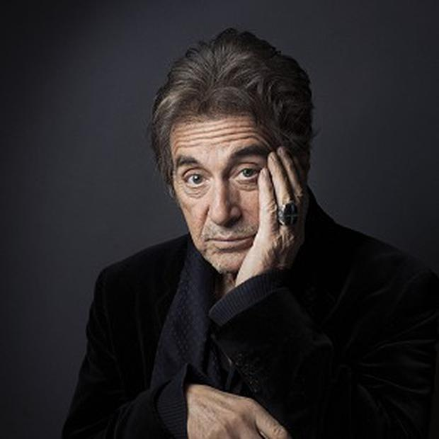 Al Pacino doesn't think he's the man to play King Lear