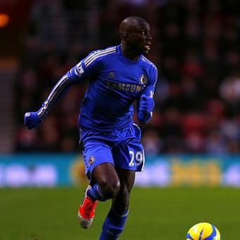 Demba Ba has allegedly been the victim of racial abuse