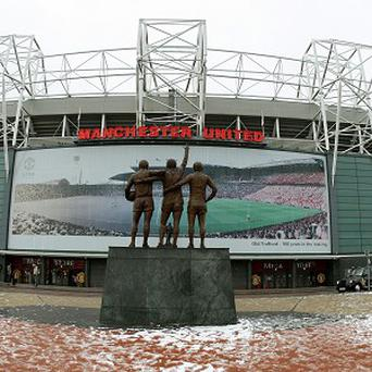 Manchester United PLC stock has risen about 35 per cent in the past three months
