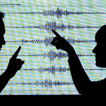 An earthquake shook buildings in northern Chile