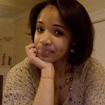 Hadiya Pendleton, 15, was shot and killed in a Chicago park as she talked with friends (AP/Courtesy of Damon Stewart)