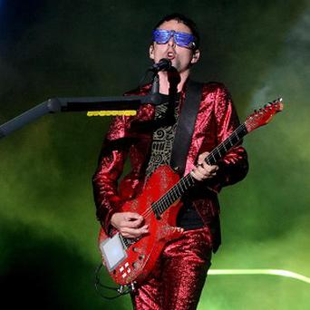 Muse frontman Matt Bellamy is proud to headline the War Child Brit Awards concert