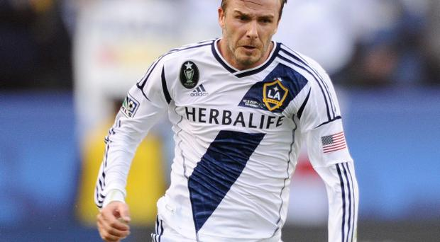 David Beckham was granted the right to buy a franchise when he signed with LA Galaxy