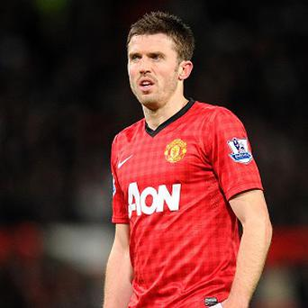 Michael Carrick, pictured, has been hailed by Sir Alex Ferguson