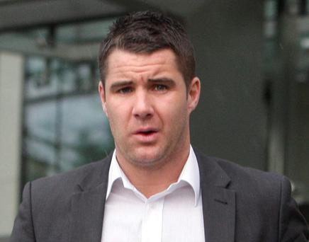 Brendan McManamon has denied the assault causing harm