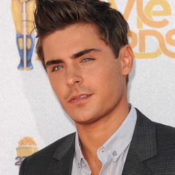Zac Efron is being linked to a role in The Falling