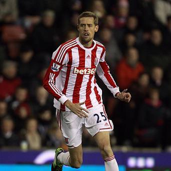 Peter Crouch has been heavily linked with a return to QPR