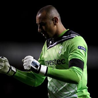 Heurelho Gomes has moved to German side Hoffenheim on loan