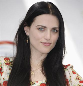 Actress Katie McGrath has landed a role opposite Jonathan Rhys Meyers