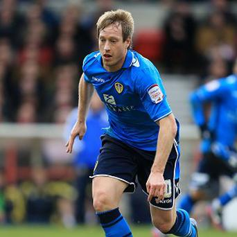 Luciano Becchio has completed his move to Norwich