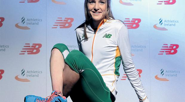 Fionnuala Britton, who begins her indoor season in Germany tomorrow, could be among those bidding to make the new qualifying standard for the marathon in this year's World Championships