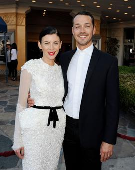 Liberty Ross has filed for divorce