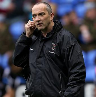 Conor O'Shea, pictured, believes Jamie Heaslip and Rob Kearney will be good leaders for Ireland