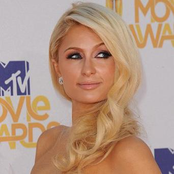 Paris Hilton's home was targeted by the