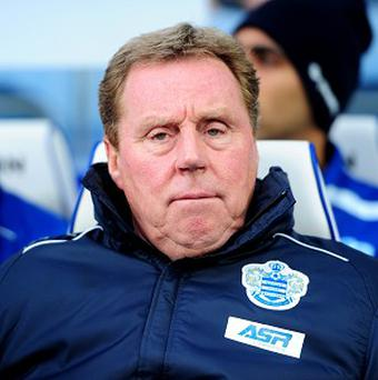 Harry Redknapp, pictured, feels for Peter Odemwingie after his QPR move collapsed
