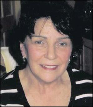The late Evelyn McCardle.