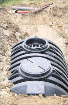 The Septic Tank Charge is due to be paid before February 1.