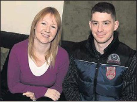 Kevin Flynn and Susan Woods have moved to the Dublin Road area.