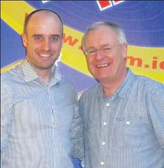 Parenting specialist Allen O'Donoghue will feature in a regular parenting slot on LMFM's Late Lunch with Gerry Kelly.
