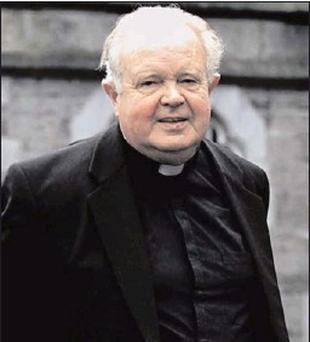 The late Monsignor Patrick J. Corish