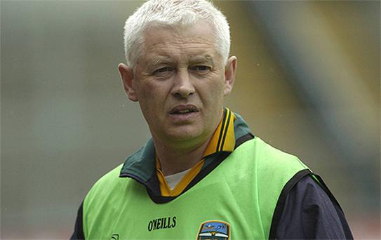 On Monday, Eamonn Barry will look for his fourth Meath senior title as manager