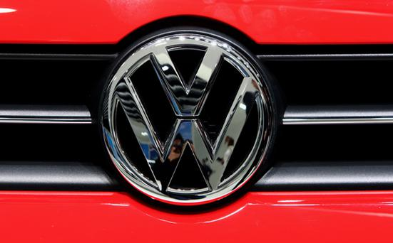 €83.4bn - The amount in the VW kitty at the end of September in cash and equivalents