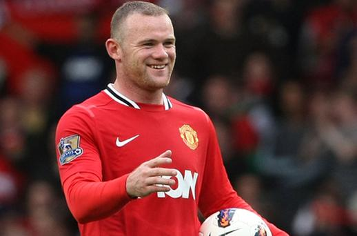 Wayne Rooney underwent hair transplant surgery. Photo: Getty Images