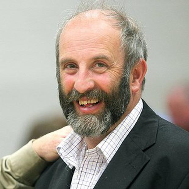 Danny Healy-Rae told the Dáil chamber that mankind had no impact on climate change
