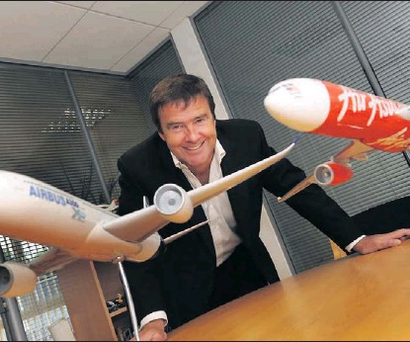 Dublin Aerospace founder Conor McCarthy hopes to create 200 jobs at the company.