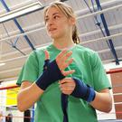 Oympic boxing champion Katie Taylor