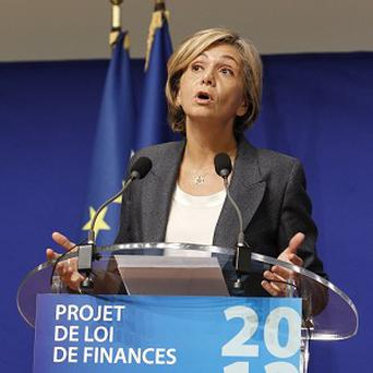 Valerie Pecresse, the head of the regional government.