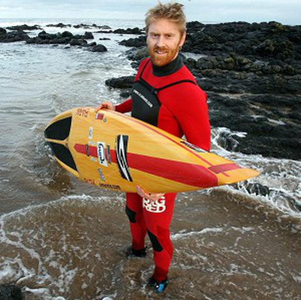 "Surfer Al Mennie has described the rescue of Matthew Bryce as ""miraculous"""