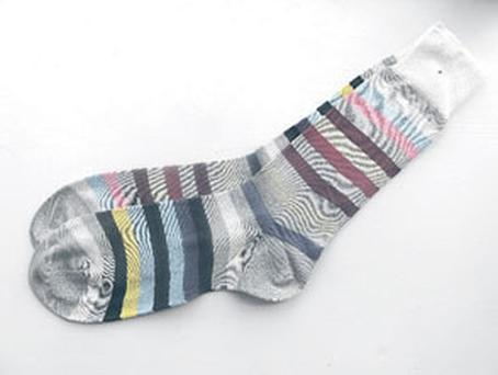 Our writer gets a kick out of reuniting socks
