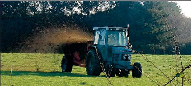 The Nitrates Directive has created a lot of difficulties for farmers around traditional farm practices such as manure spreading