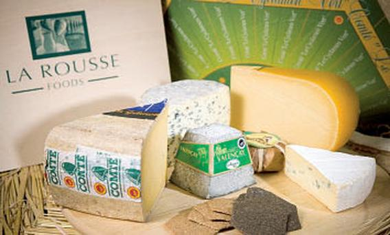 Musgrave has agreed a deal to buy La Rousse Foods from Aryzta