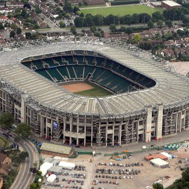 Fans will be paying £195 for their tickets for England's match against New Zealand at Twickenham in November