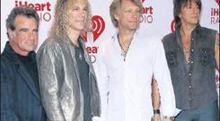 Bon Jovi: 'Because We Can'