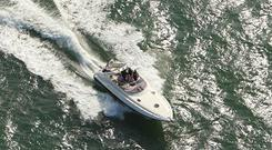 A worker was forced to resign from his job under duress after he was brought out to sea in a speedboat by his boss and questioned over missing money (Stock photo)
