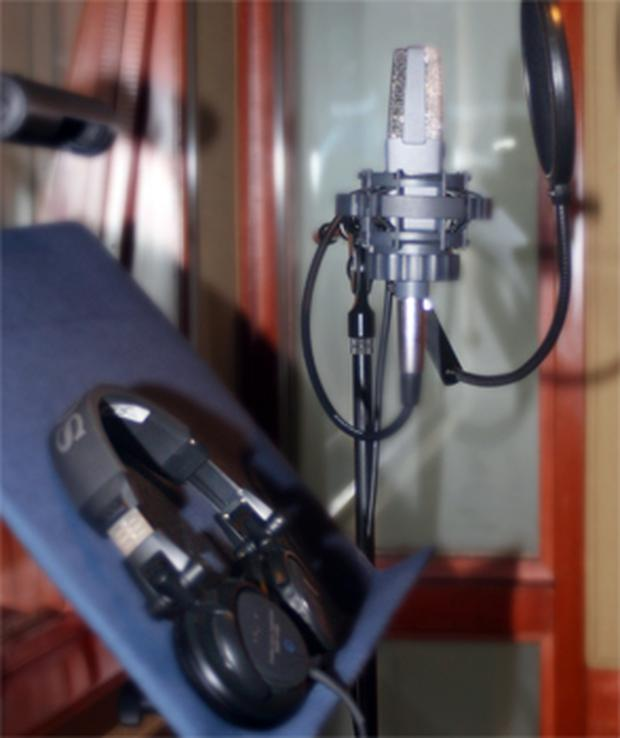 Brackley began his career with BBC Radio Brighton before switching to television. Stock Image
