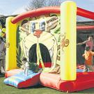 Hundreds of bouncy castle operators face going out of business (stock)