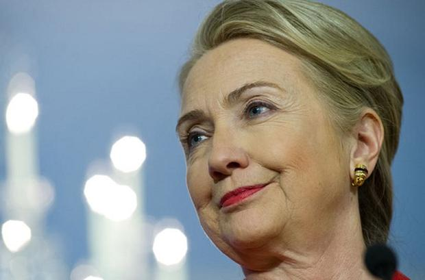 Hillary Clinton. Photo: Getty Images