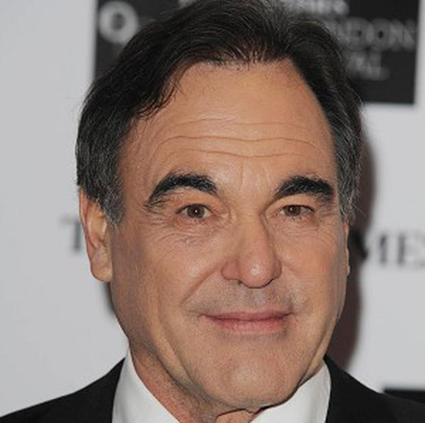 Oliver Stone says he has no plans to quit film-making