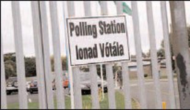 Some voters reported problems regarding polling stations during the Lisbon Referendum.