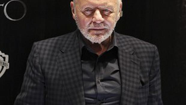 Anthony Hopkins stars in new film The Rite