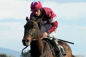Sir Des Champs ridden by Davy Russell