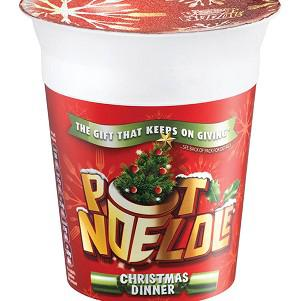 A Christmas dinner-flavoured Pot Noodle is set to go on sale