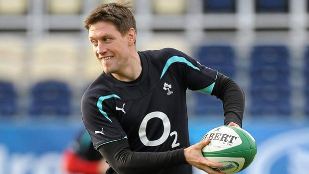 Ronan O'Gara's return to the No.10 jersey should boost confidence levels in the Irish team. Photo: Sportsfile